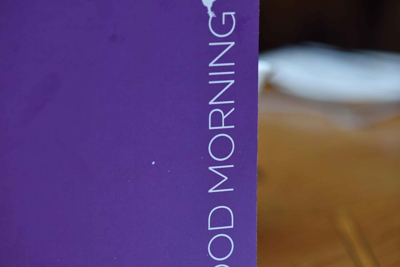 Breakfast buffet, Mercure hotel, Inverness, Scotland. Image©thingstodot.com
