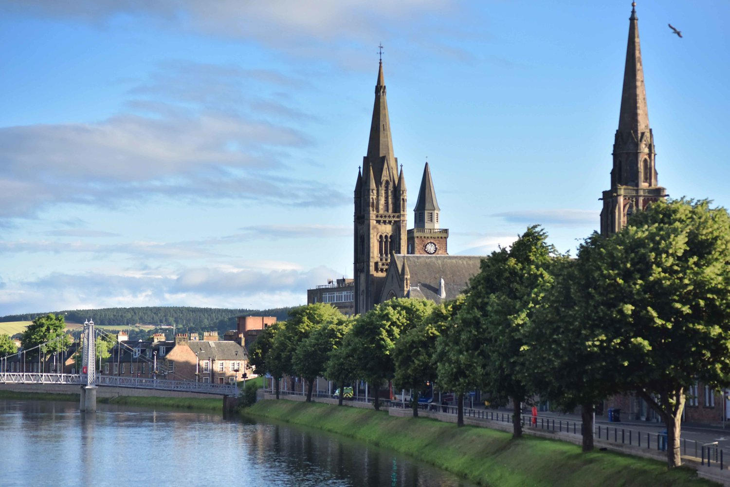 Inverness, Scotland. Image©thingstodot.com