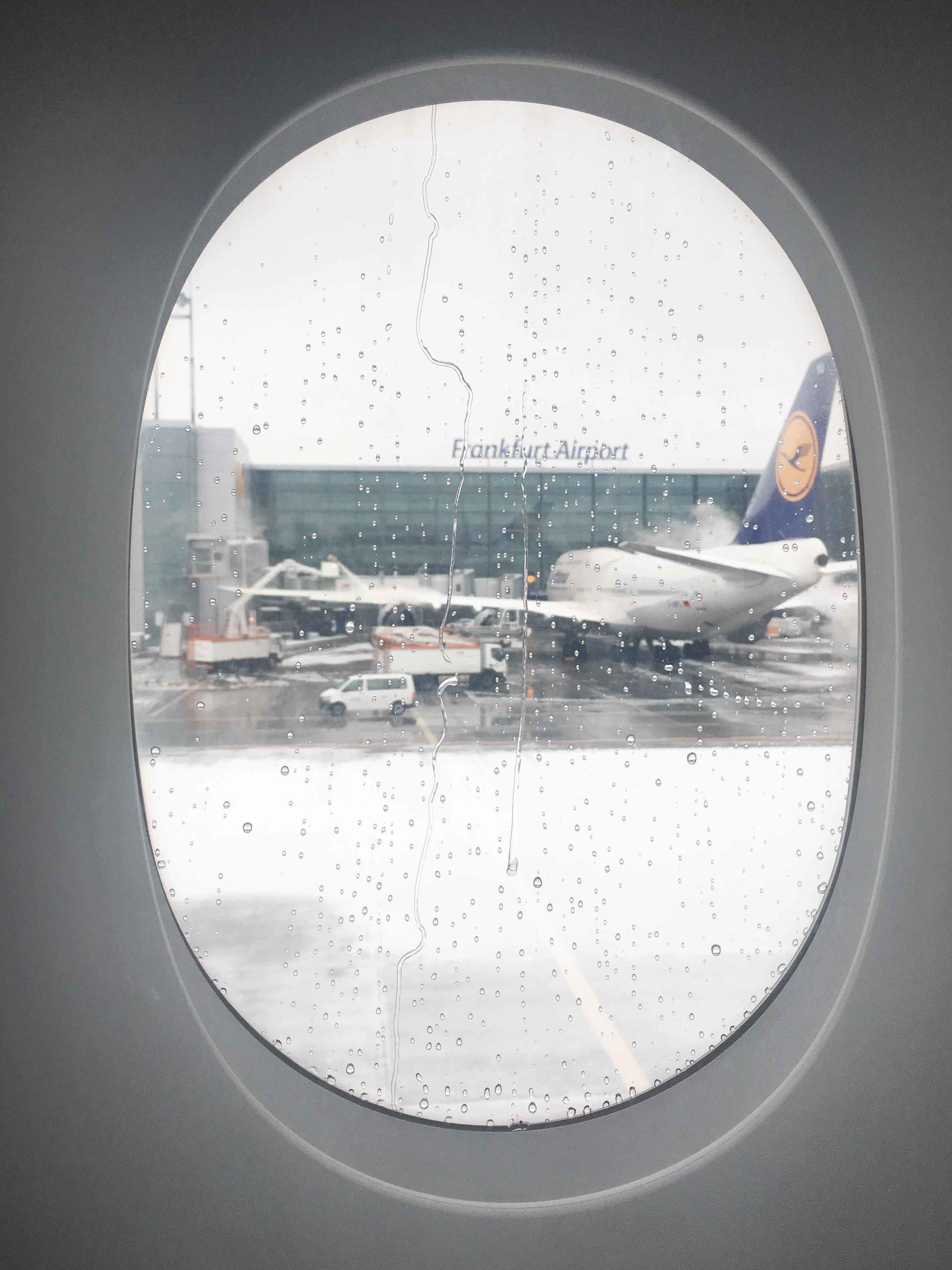 Frankfurt airport. Image©thingstodot.com