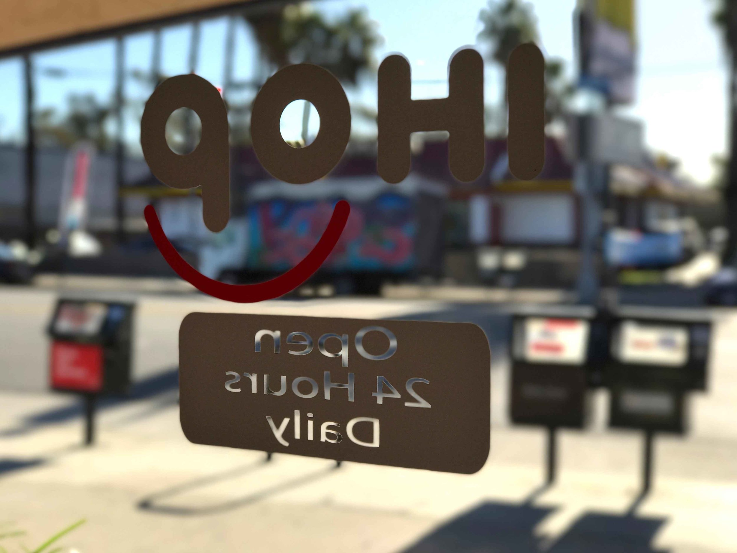 IHOP, Los Angeles, USA. Image©thingstodot.com