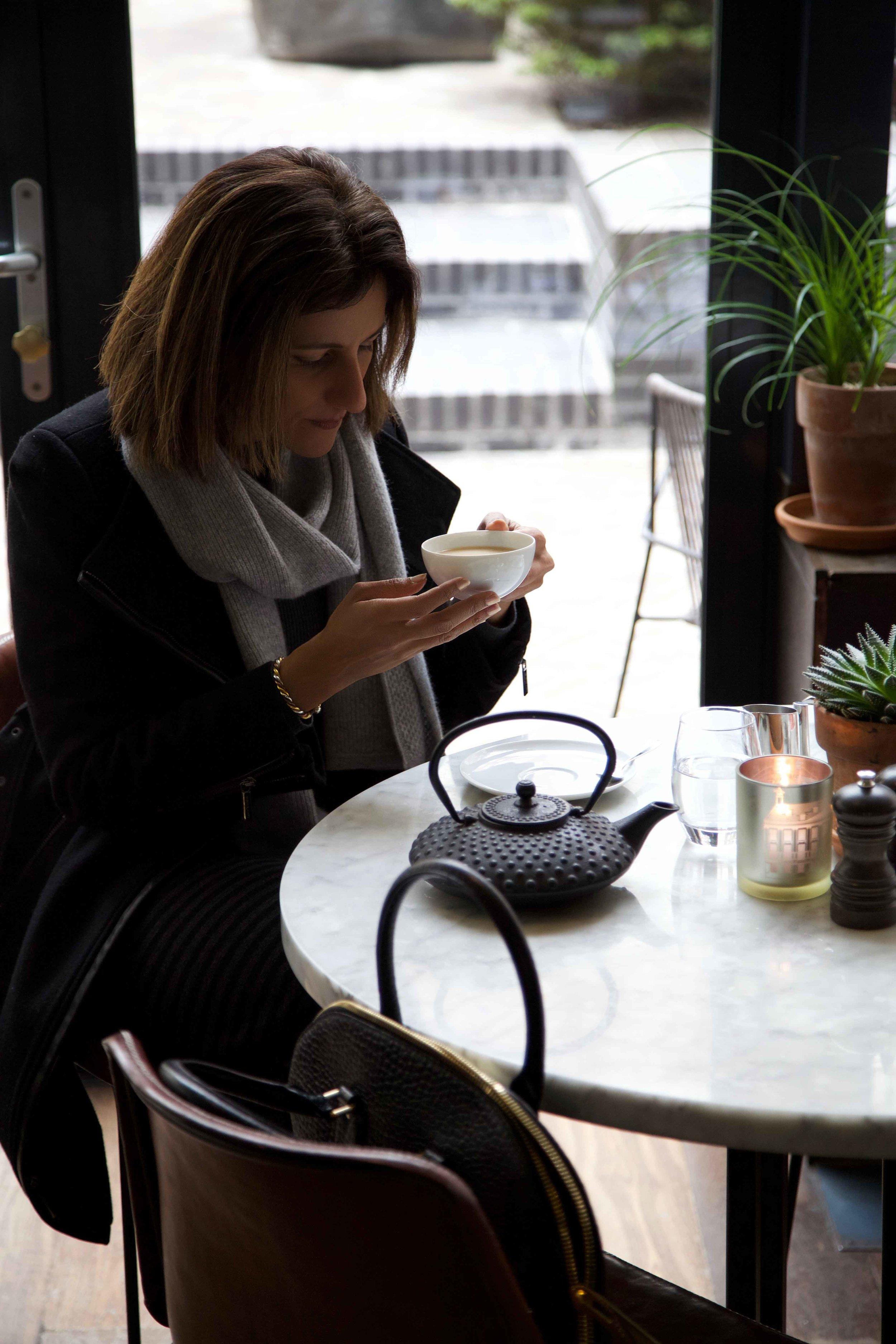 Afternoon Tea, Sofitel Legend Amsterdam The Grand. Photo: Fabio Ricci.Image©thingstodot.com