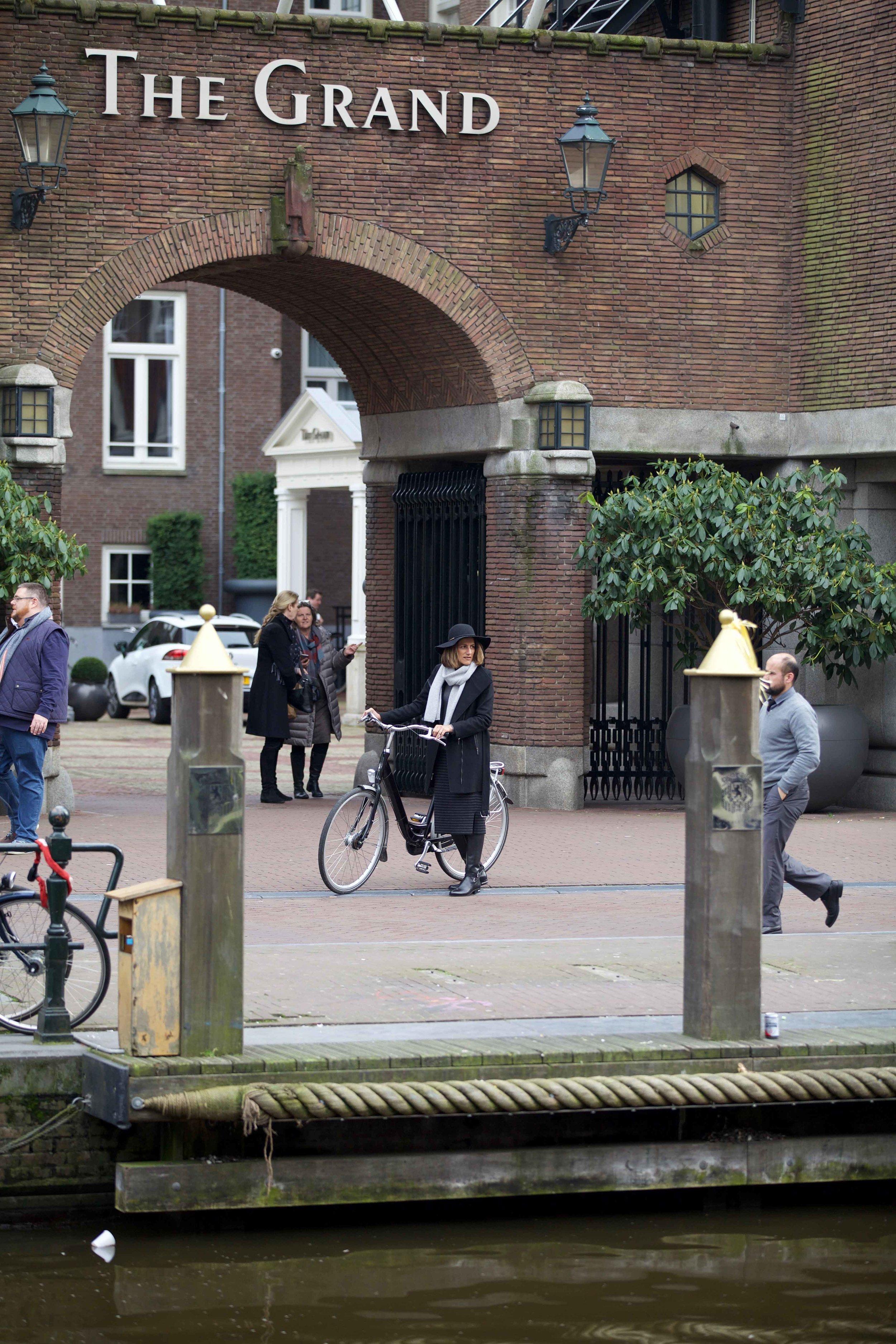 Grand bike tour,Sofitel Legend Amsterdam The Grand. Photo: Fabio Ricci. Image©thingstodot.com
