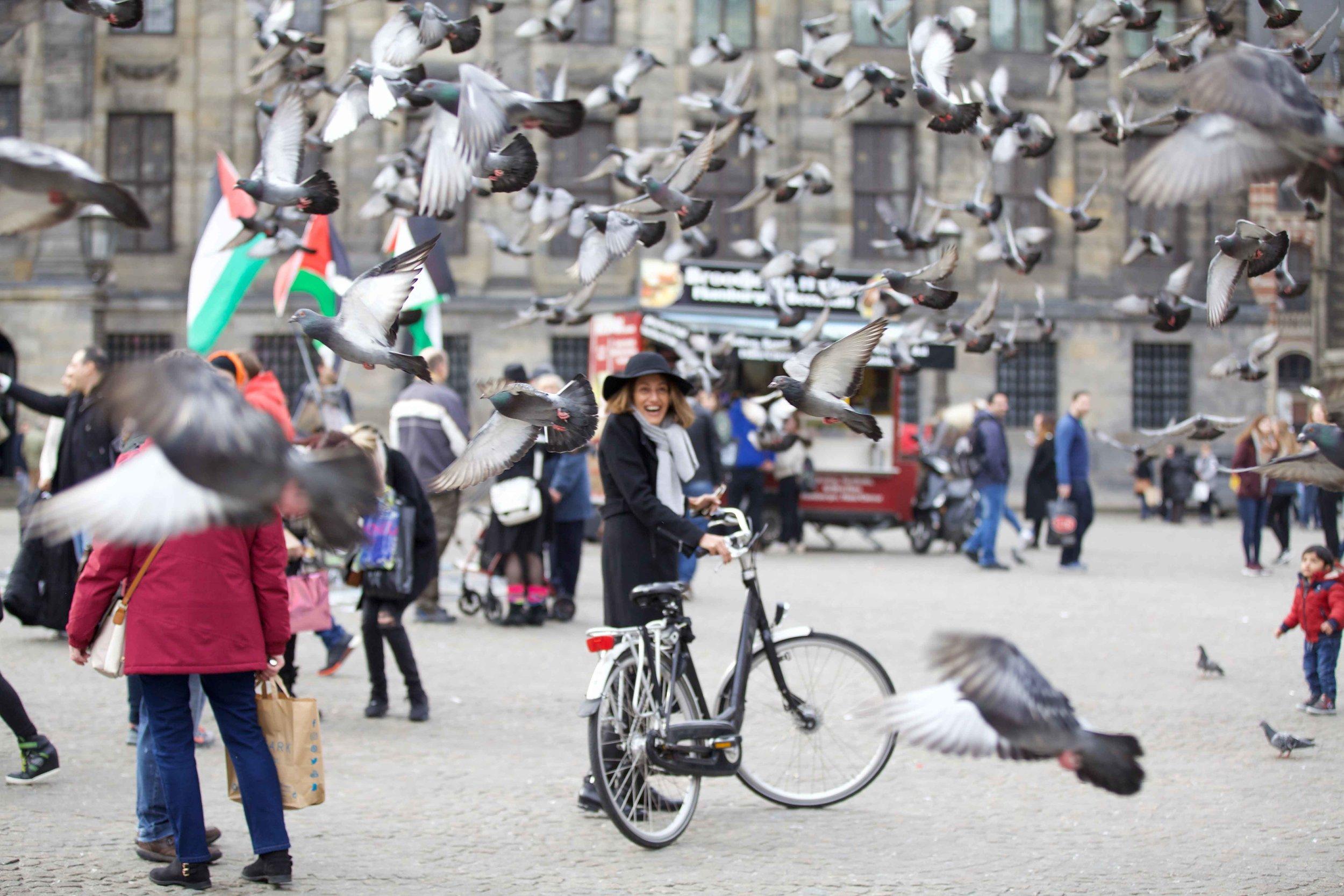Dam Square, Amsterdam. Photo; Fabio Ricci. Image©thingstodot.com