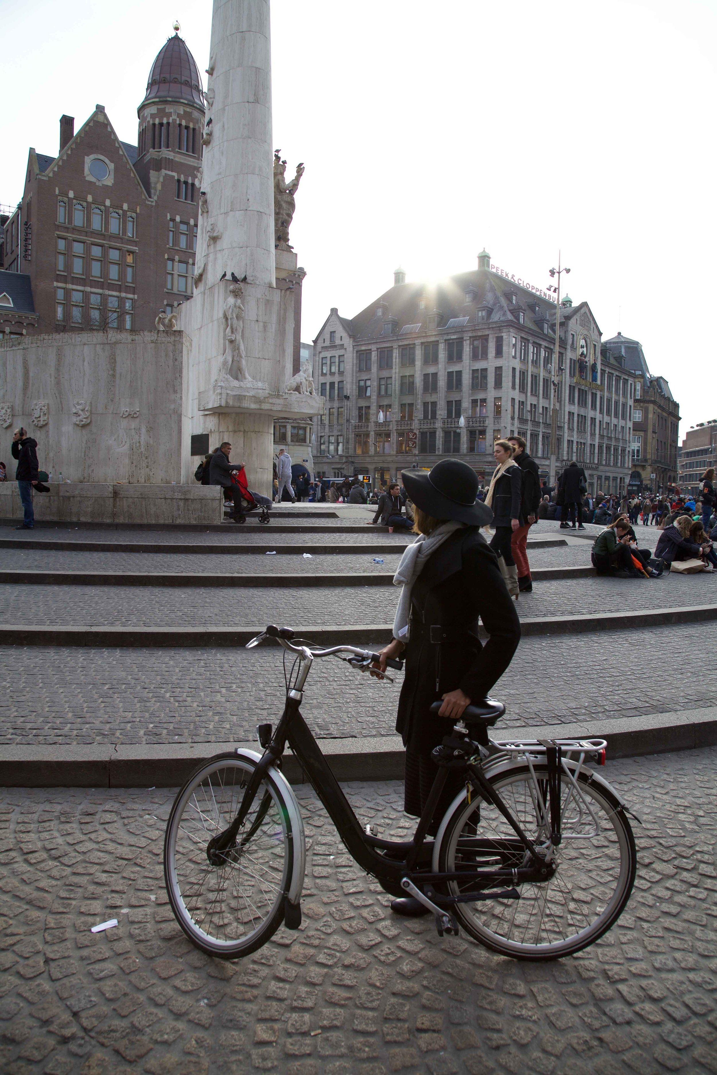 Dam Square,Amsterdam.Photo: Fabio Ricci. Image©thingstodot.com