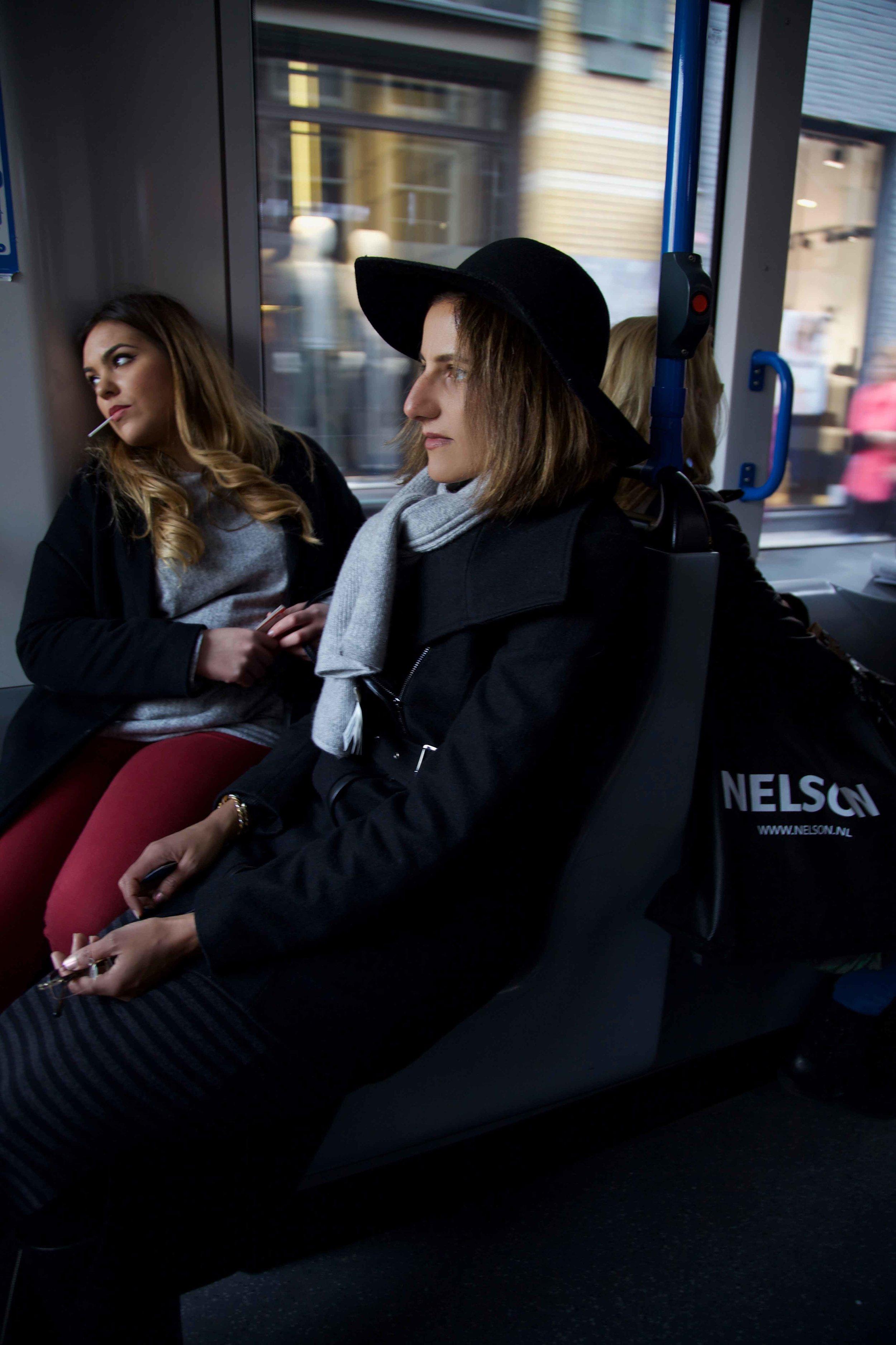 Tram ride,Amsterdam.Photo: Fabio Ricci. Image©thingstodot.com