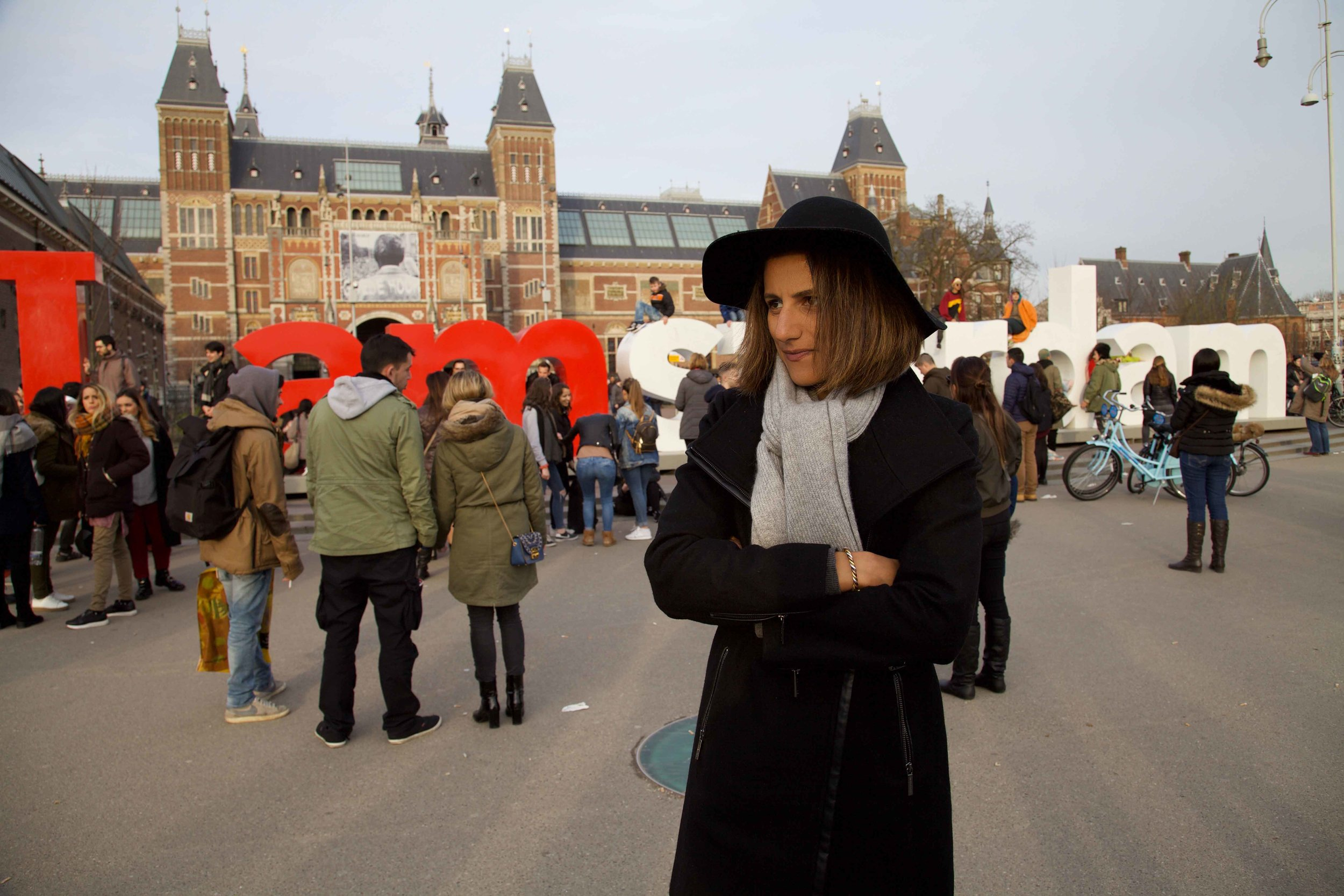 I Amsterdam. Photo:Fabio Ricci. Image©thingstodot.com