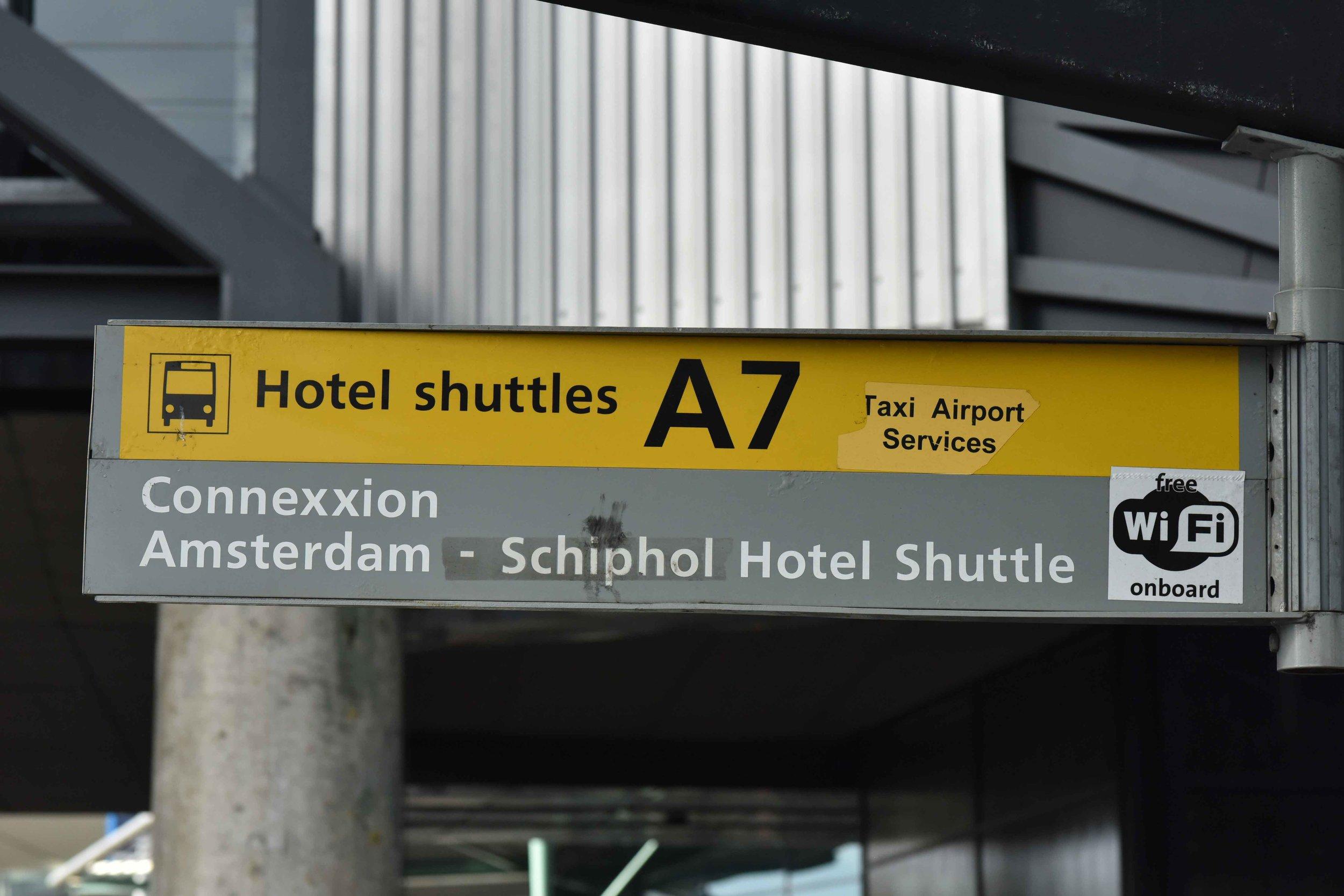 Schiphol airport, Amsterdam. Photo: Gunjan Virk. Image©thingstodot.com