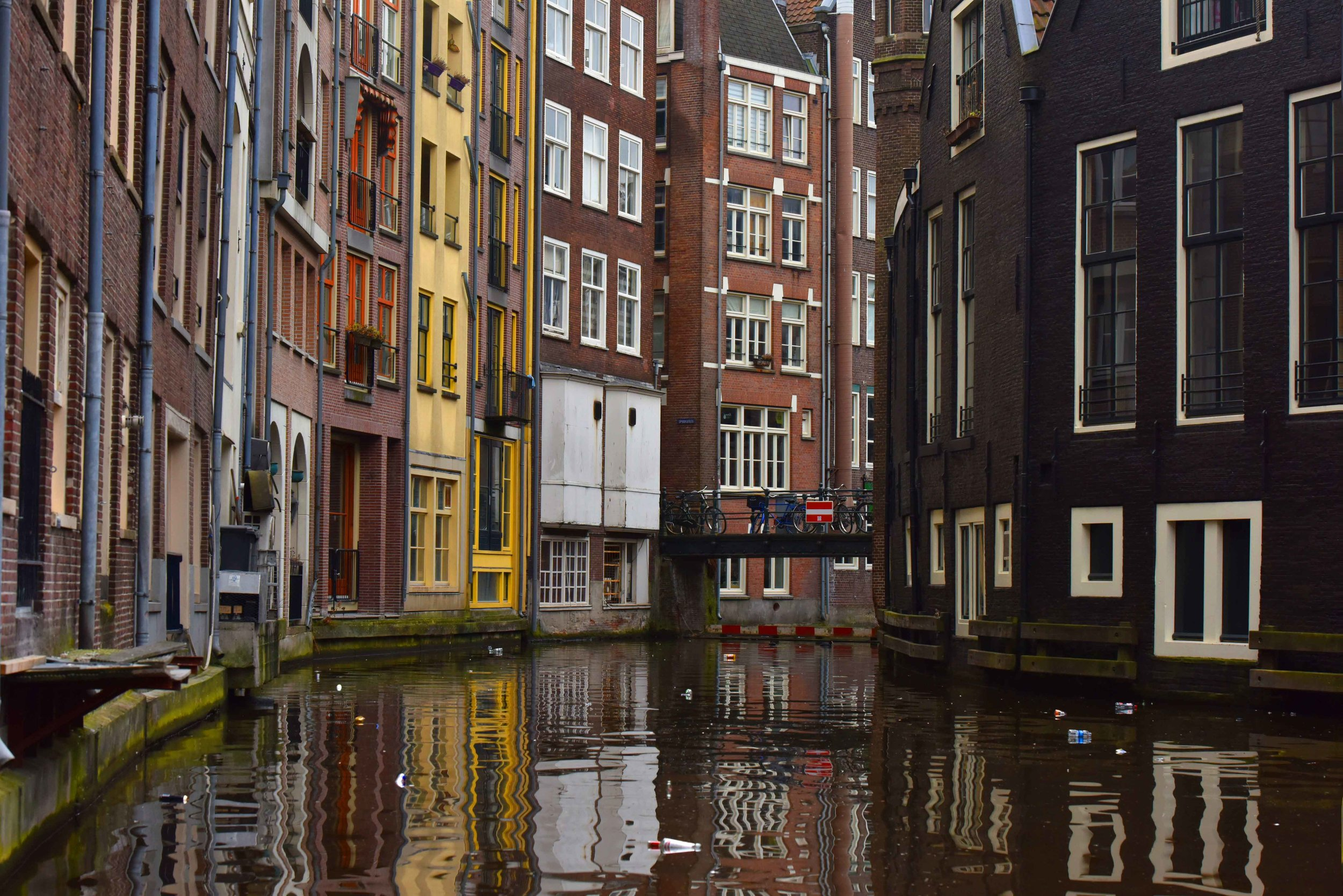 Amsterdam, Venice of the North. Image©thingstodot.com