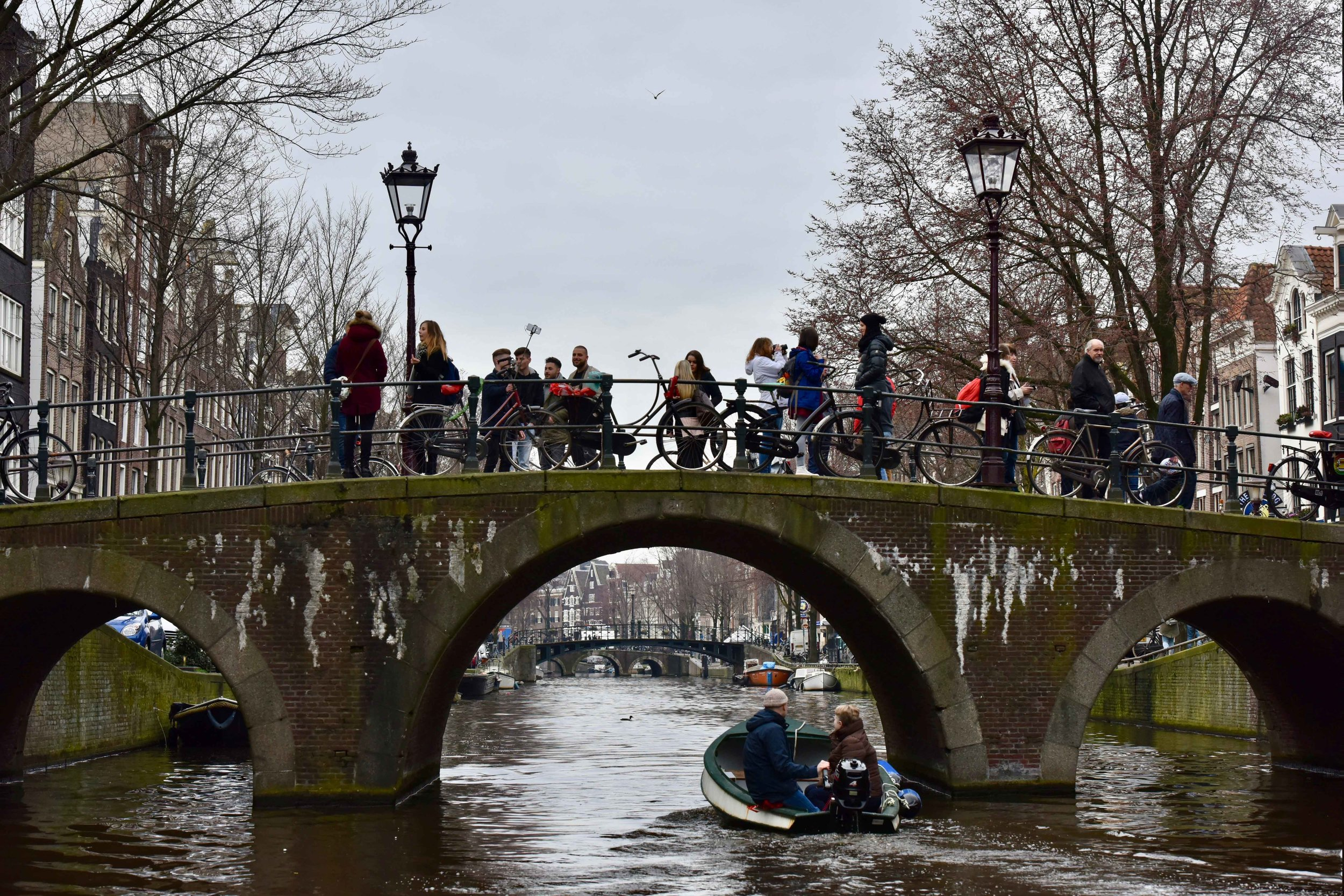 Canals, Amsterdam. Image©thingstodot.com