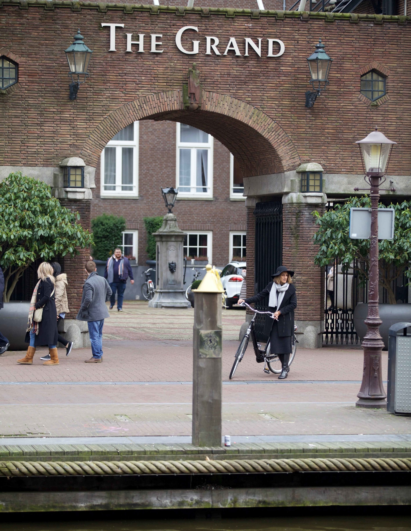 Grand bike tour, Sofitel Legend Amsterdam The Grand. Photo: Fabio Ricci. Image©thingstodot.com