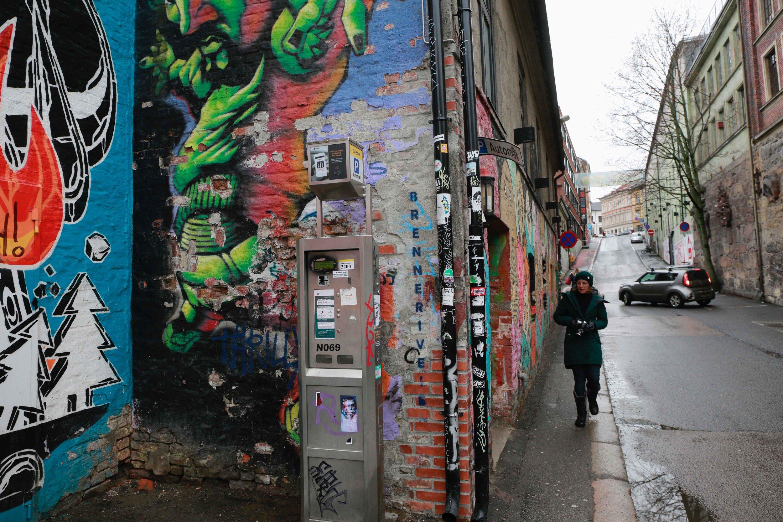 Street Art, Oslo. Photo: Oslo Photo Tour. Image©thingstodot.com