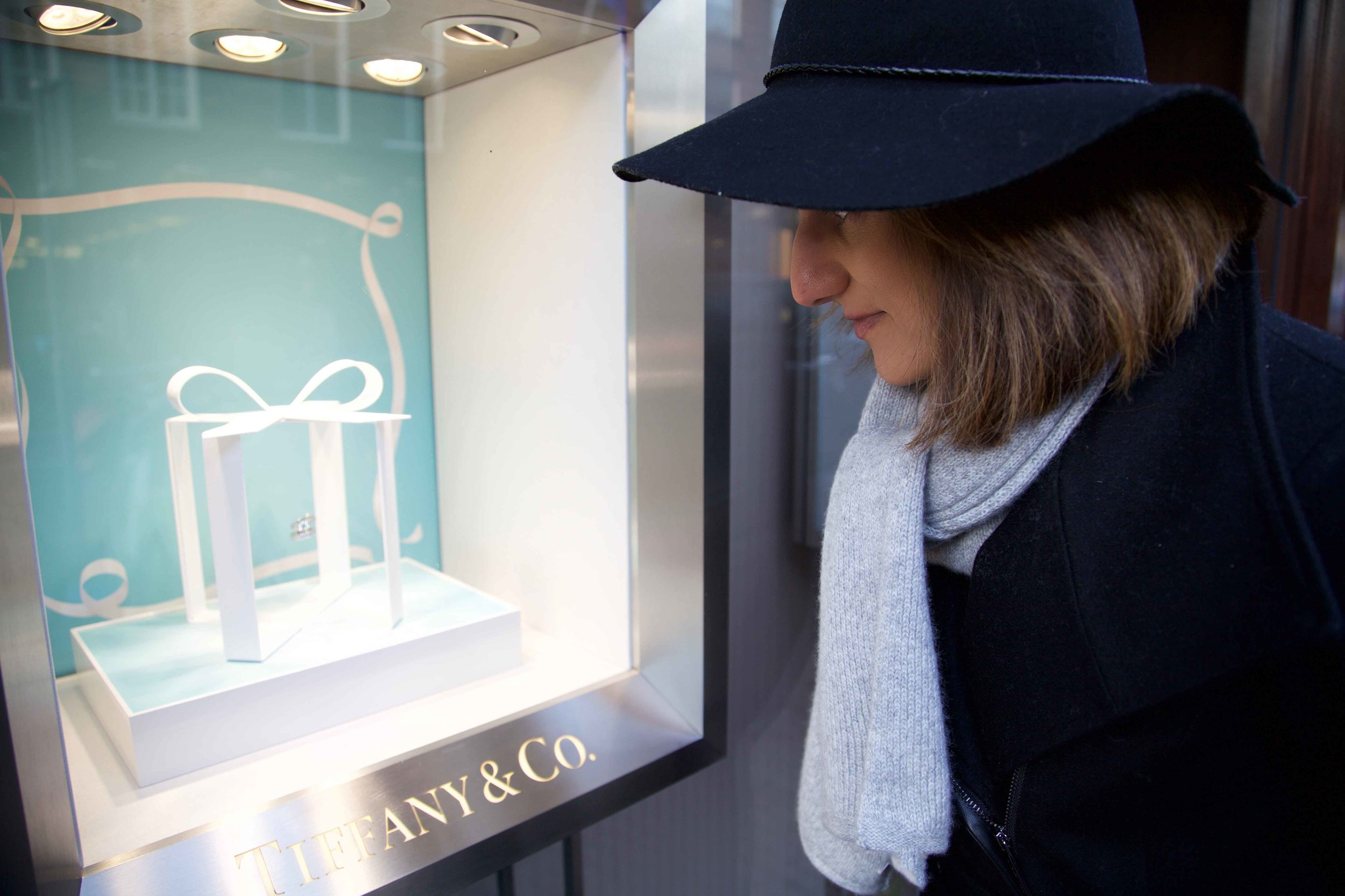 Tiffany & Co., Amsterdam. Photo: Fabio Ricci. Image©thingstodot.com