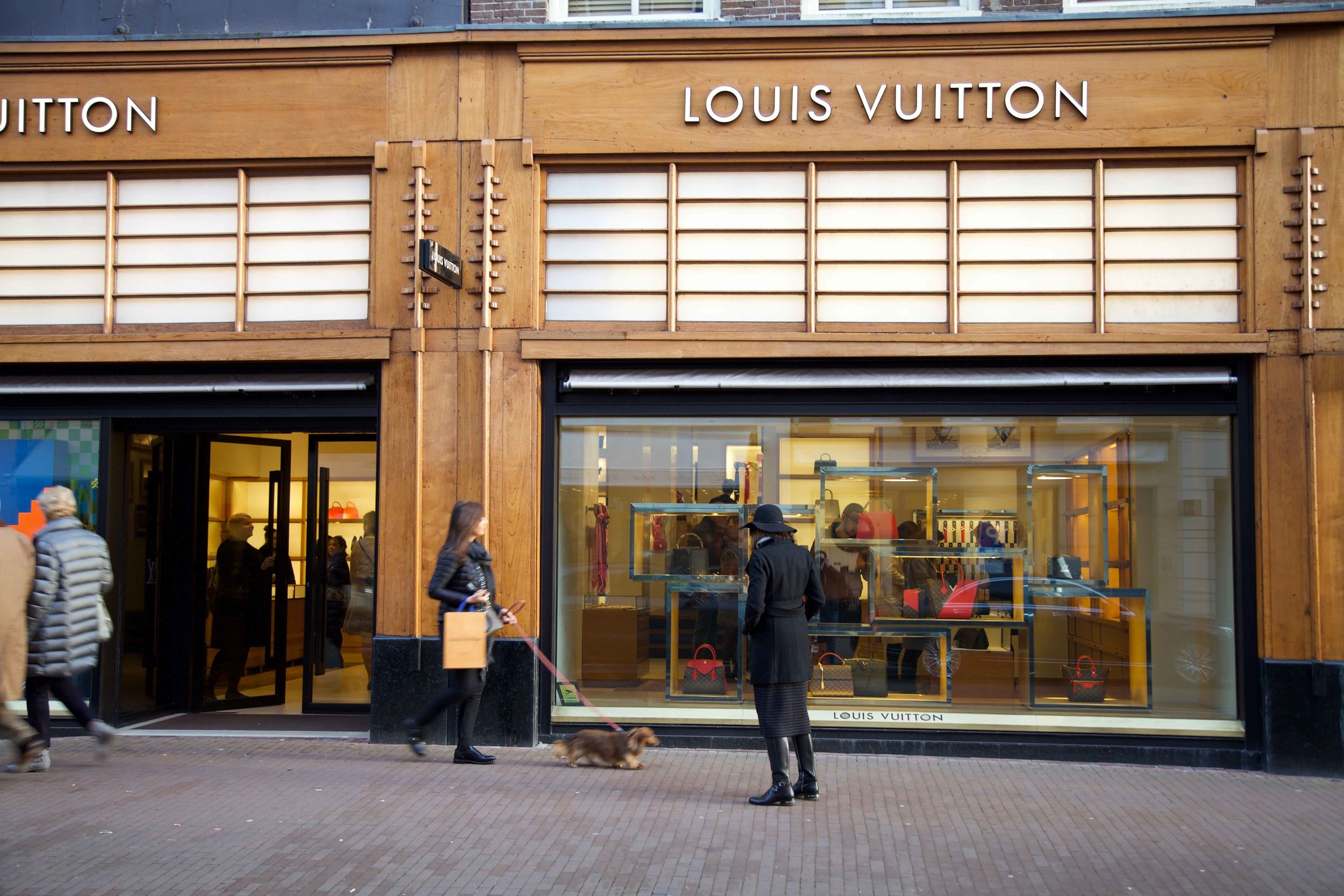 Louis Vuitton, Amsterdam. Photo: Fabio Ricci. Image©thingstodot.com
