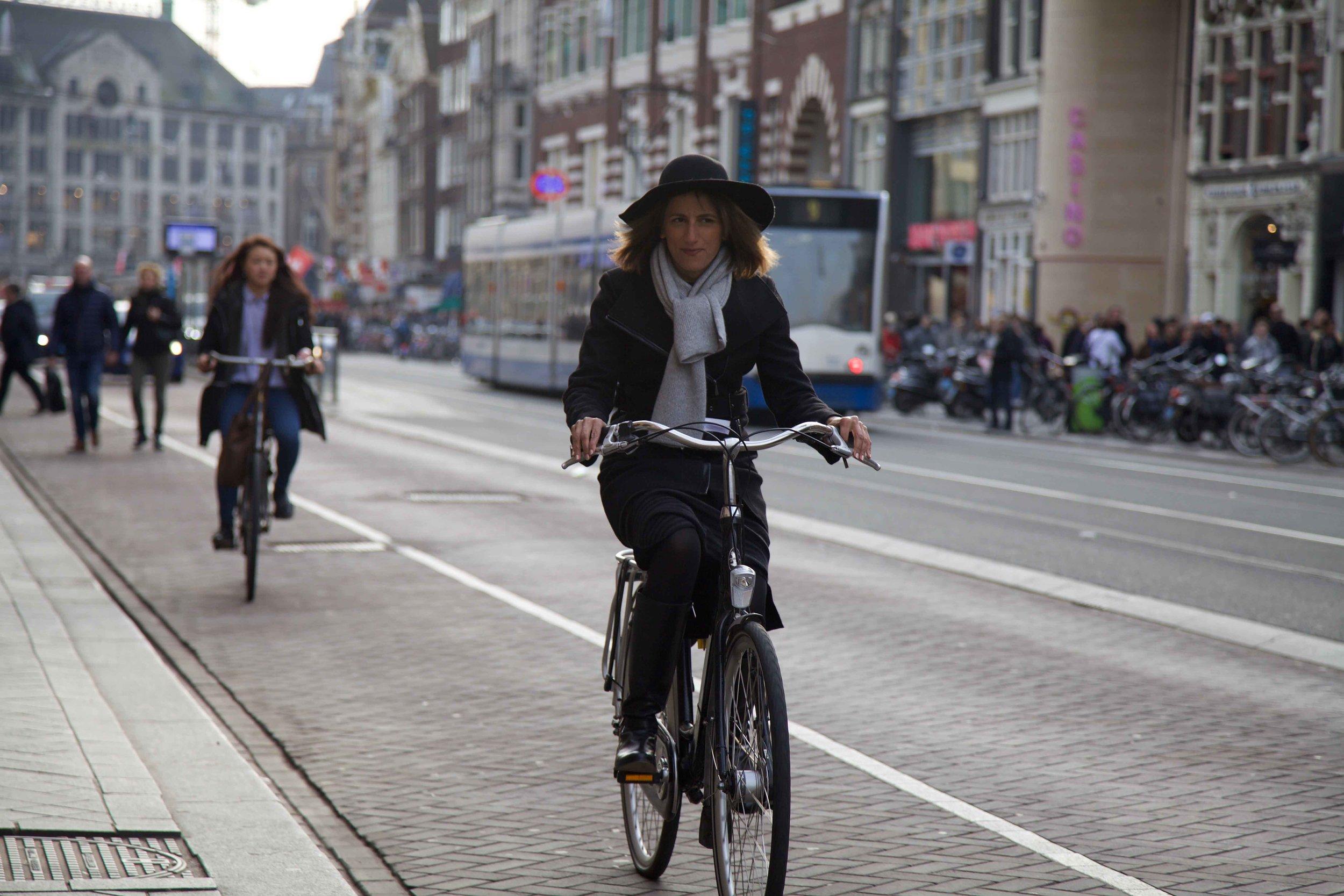 Nieuwezijds Voorburgwal, Amsterdam.Photo: Fabio Ricci. Image©thingstodot.com