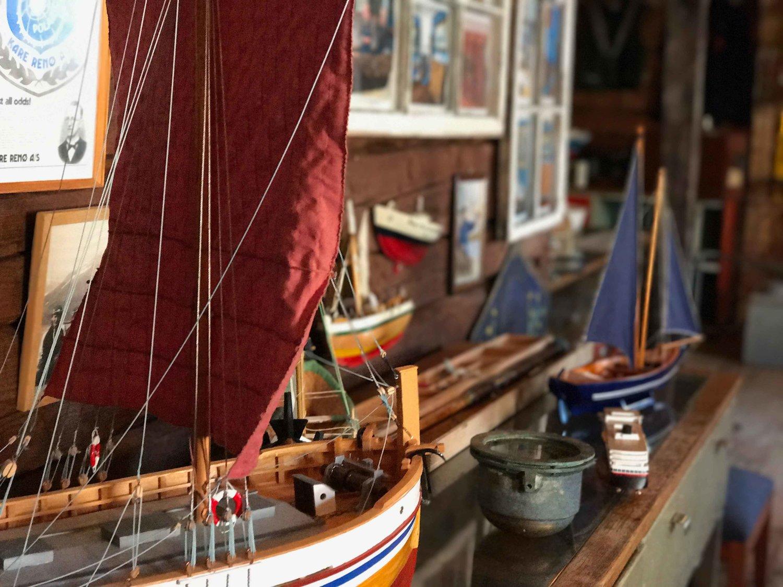 Museum,Havnnes,Uløya, Norway. Image©thingstodot.com