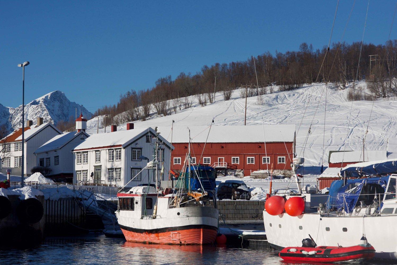 Havnnes,Uløya, Norway. Image©thingstodot.com
