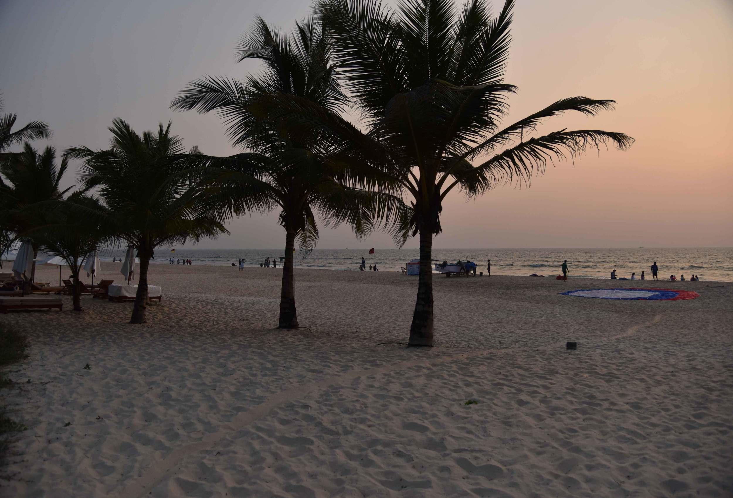 Arossim Beach,Goa, Arabian Sea, India. Image©thingstodot.com