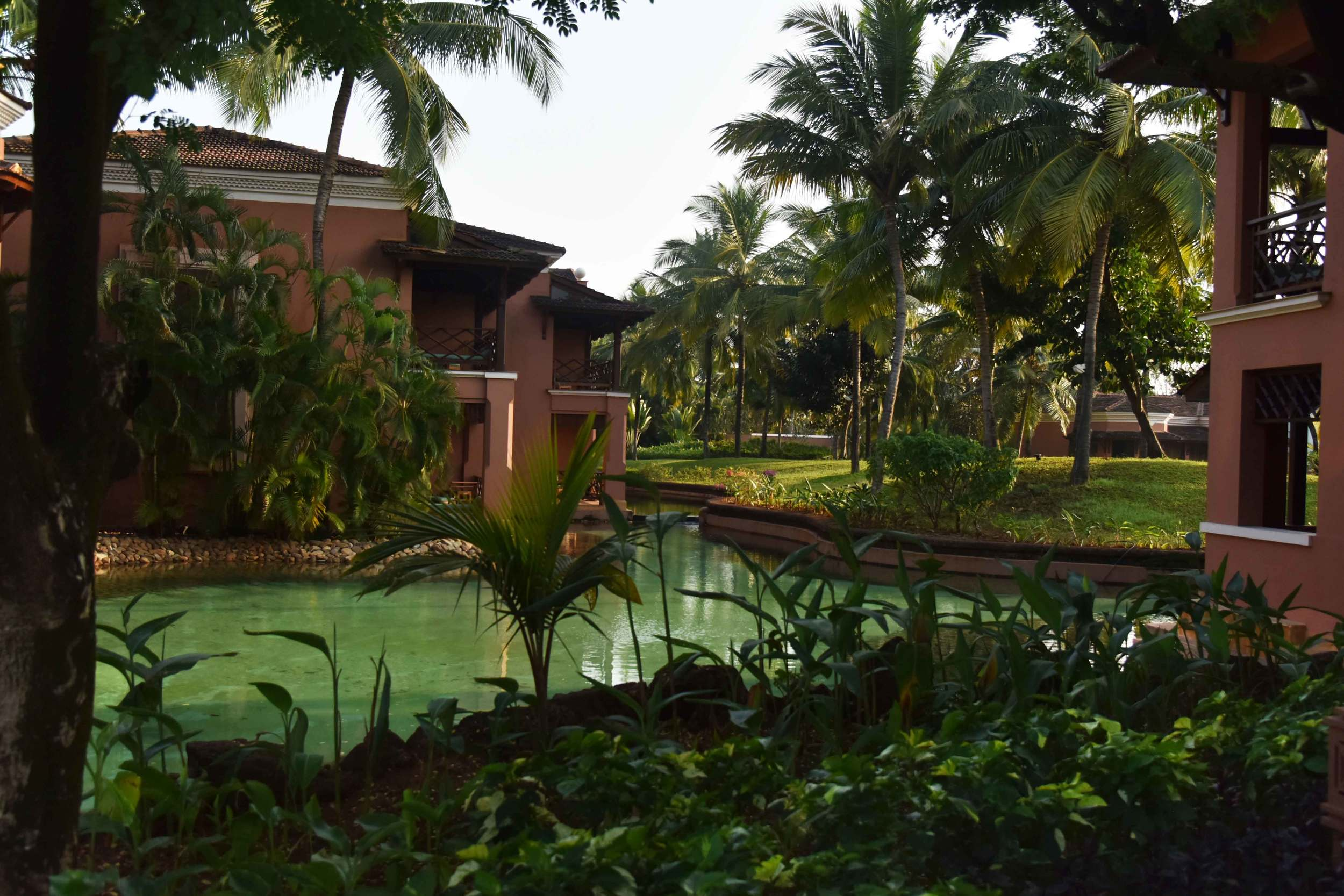 Park Hyatt, Goa, India, beach resort, luxury spa resort. Image©thingstodot.com