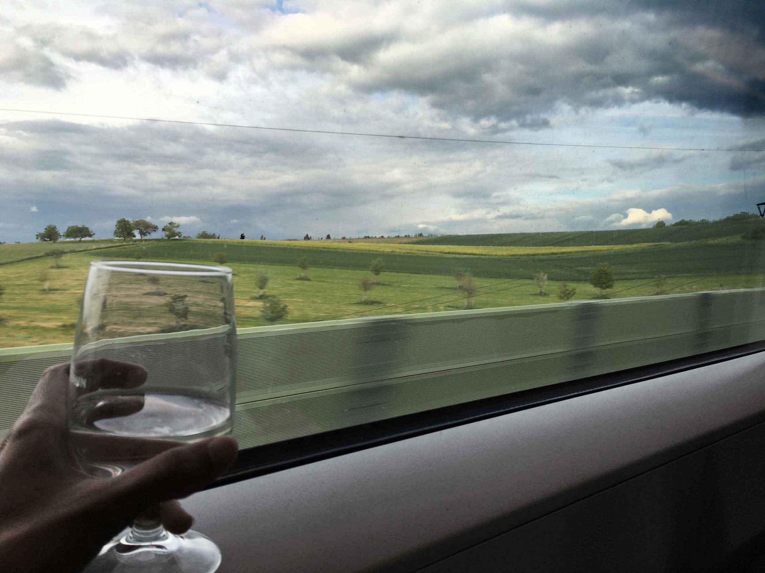 German train travel. Image©thingstodot.com