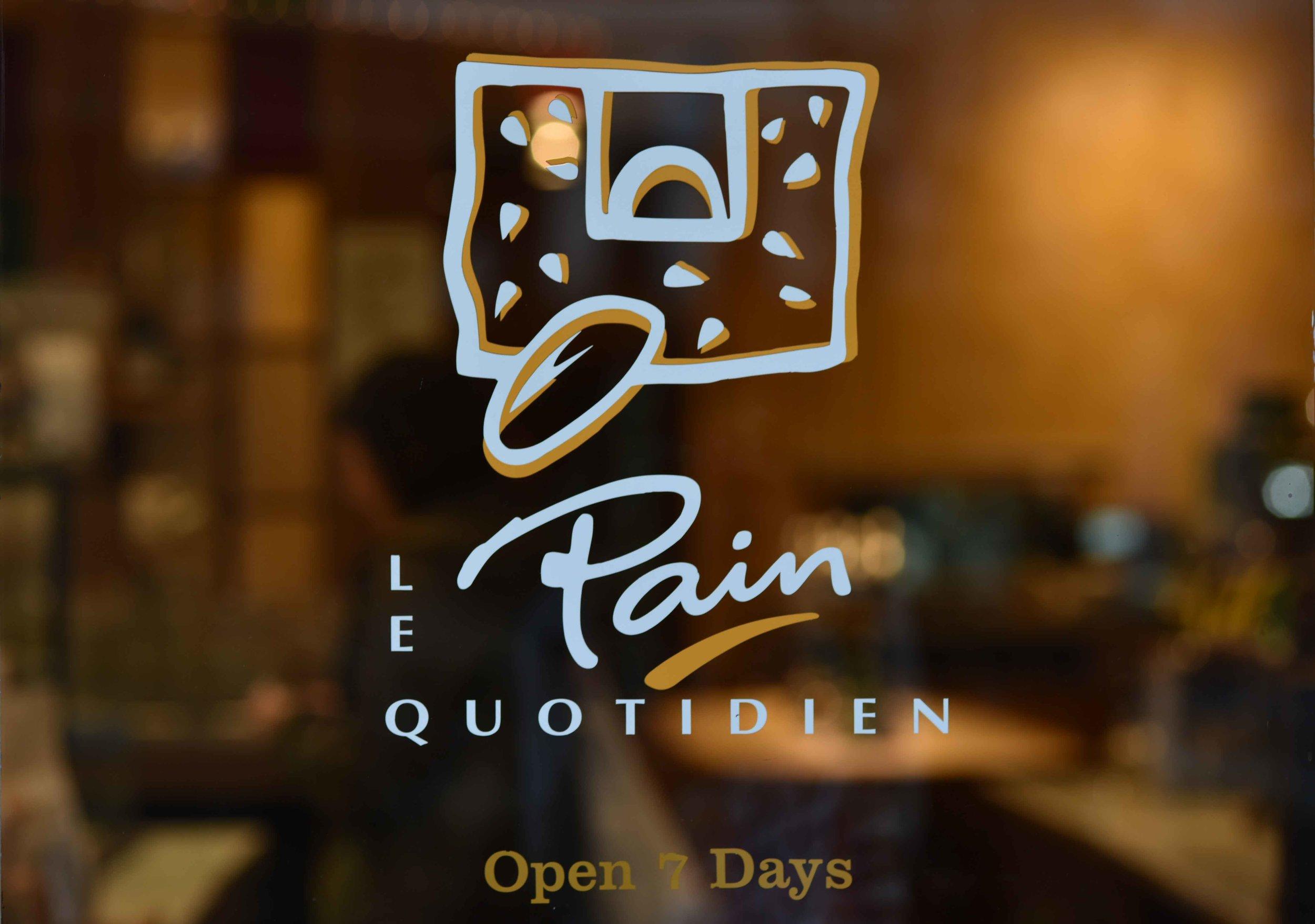 Le Pain Quotidien, bakery-restaurant, international chain. Image©thingstodot.com