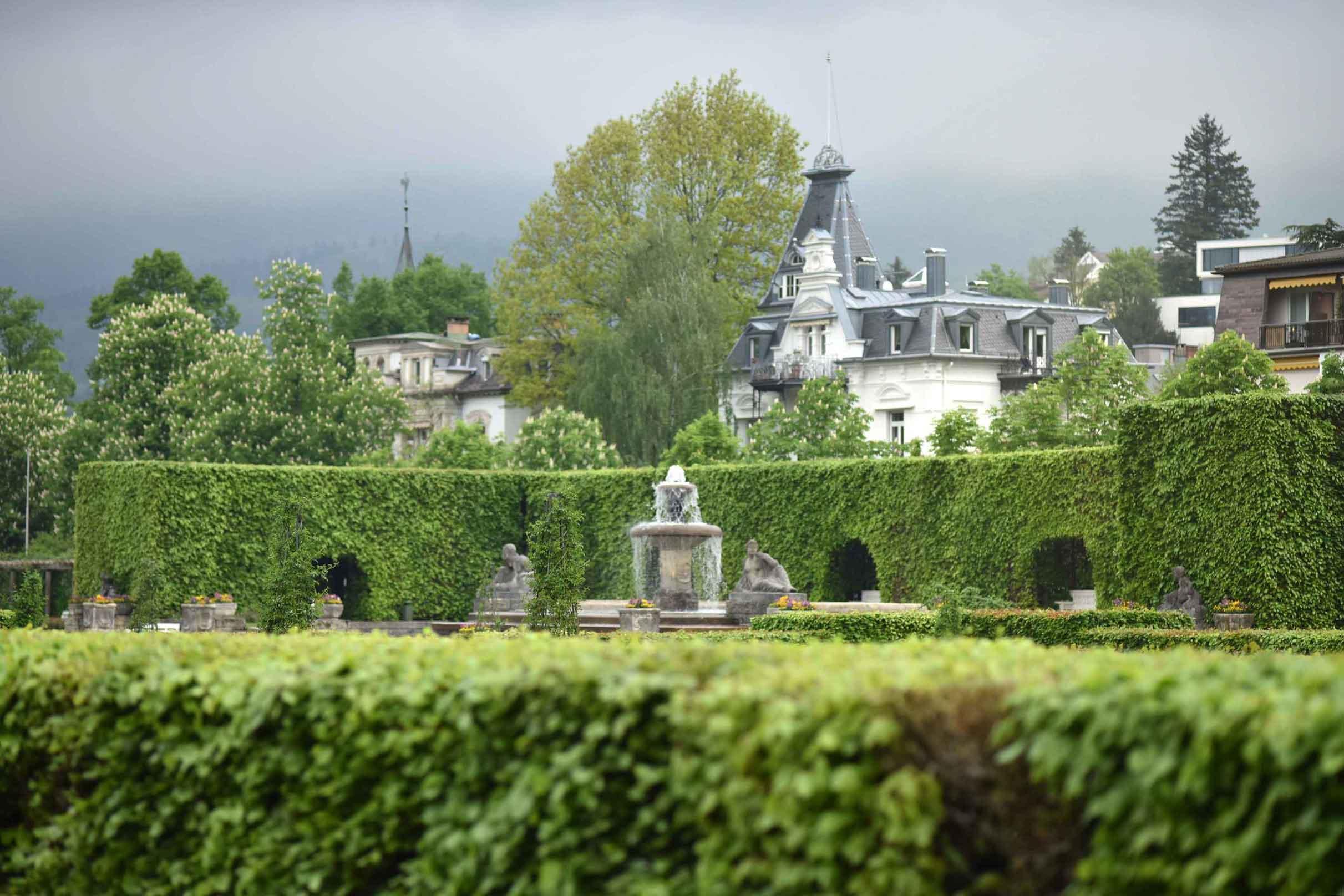 Goenneranlage, Baden Baden, Germany. Image©thingstodot.com