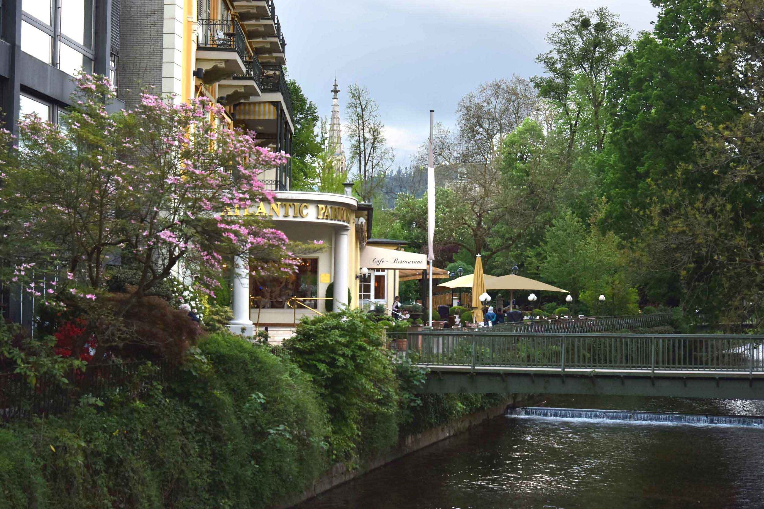 Atlantic Park hotel, Baden Baden, Germany. Image©thingstodot.com