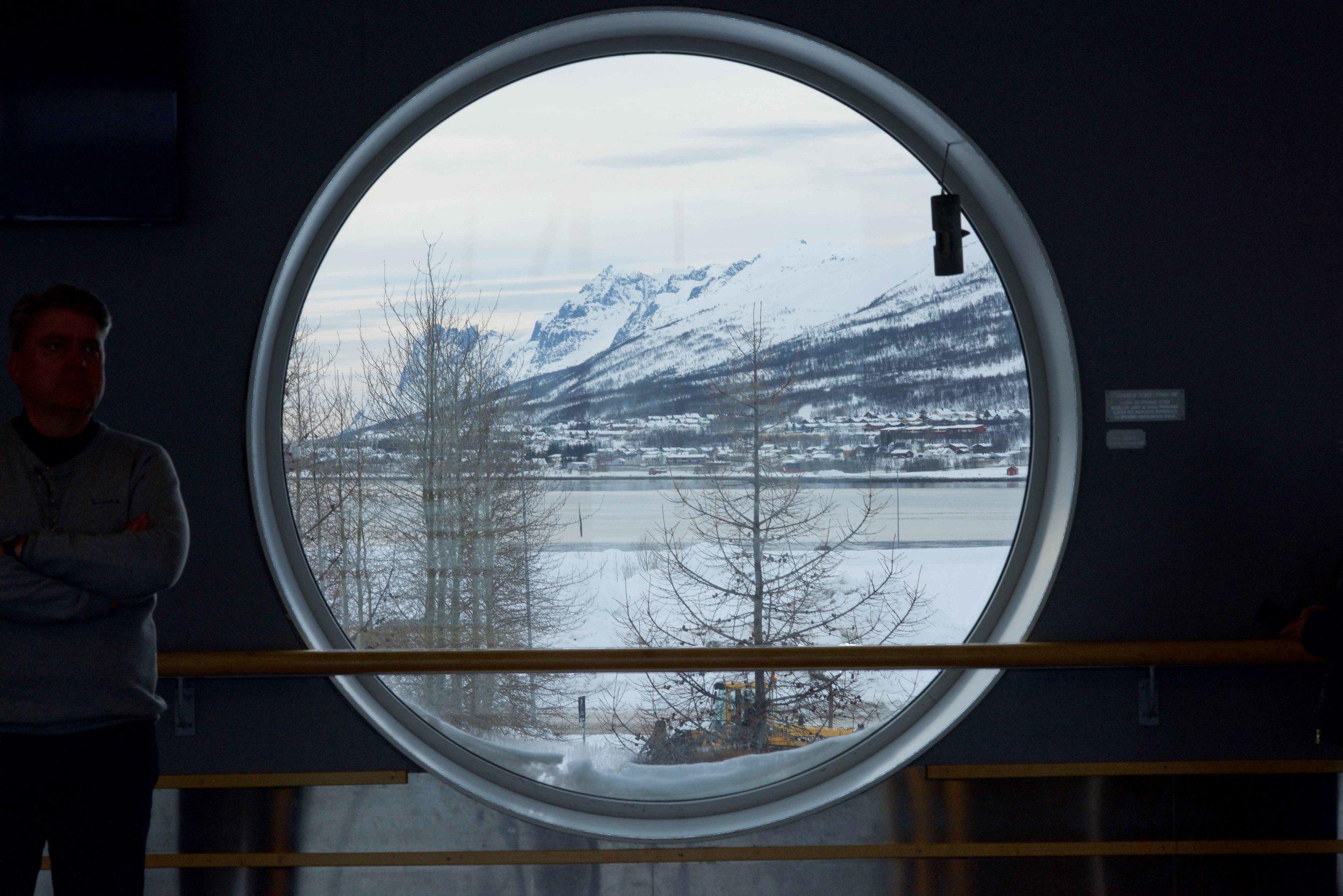 Tromso Airport, Langnes, Tromso, Norway. Image©thingstodot.com