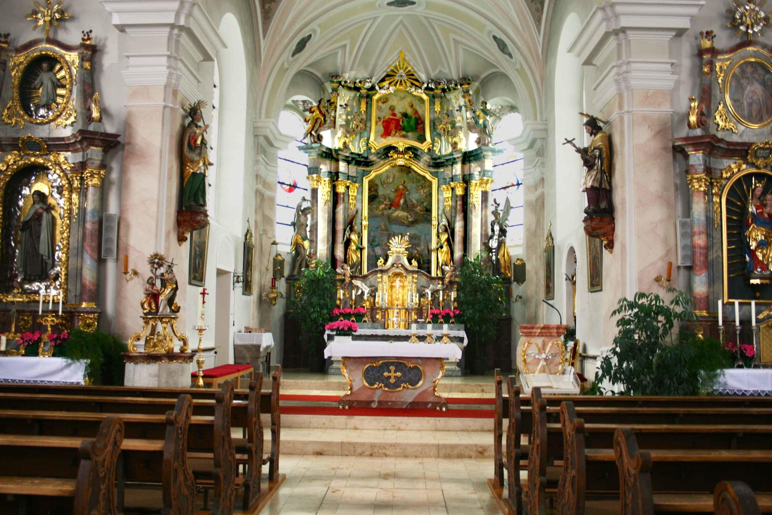Chapel,Konnesreuth,Germany. Image©thingstodot.com