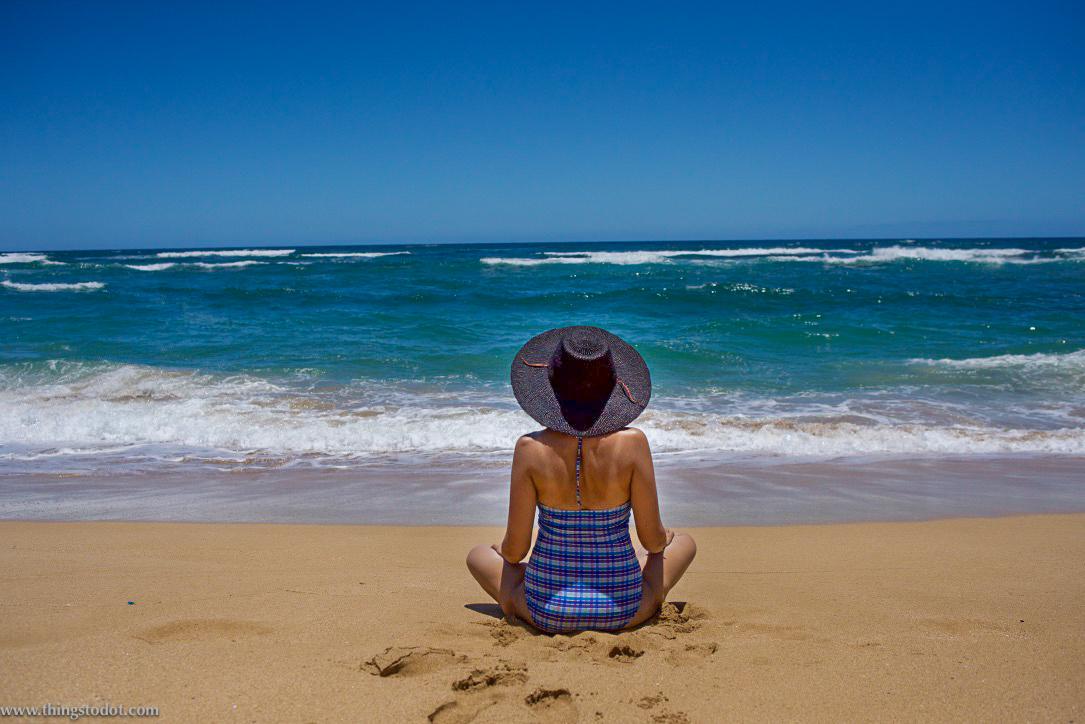 Lydgate Beach, Kauai, Hawaii. Image@www.thingstodot.com