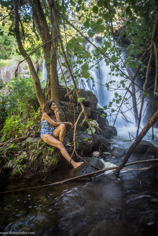 Wailua Falls, Kauai, Hawaii. Photo: www.pk-worldwide.com (Patrick Kelley), Image©www.thingstodot.com