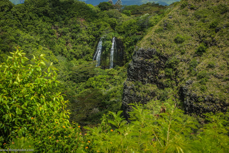 Opaeka'a Falls, Kauai, Hawaii. Photo: Jonathan Moeller (www.jmoellerphoto.com). Image©www.thingstodot.com