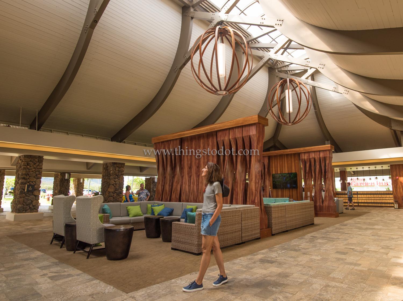 Hilton Garden Inn, Kapaa, Kauai, Hawaii.