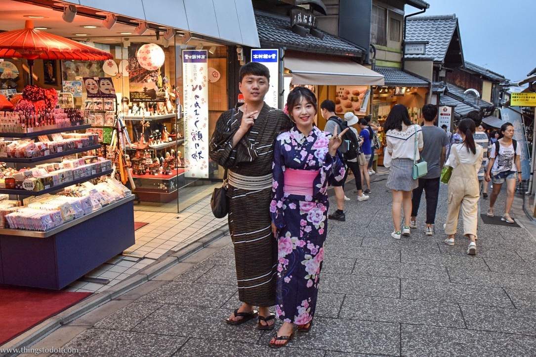 Kiyomizu Dera, Kyoto, Japan. Image©www.thingstodot.com