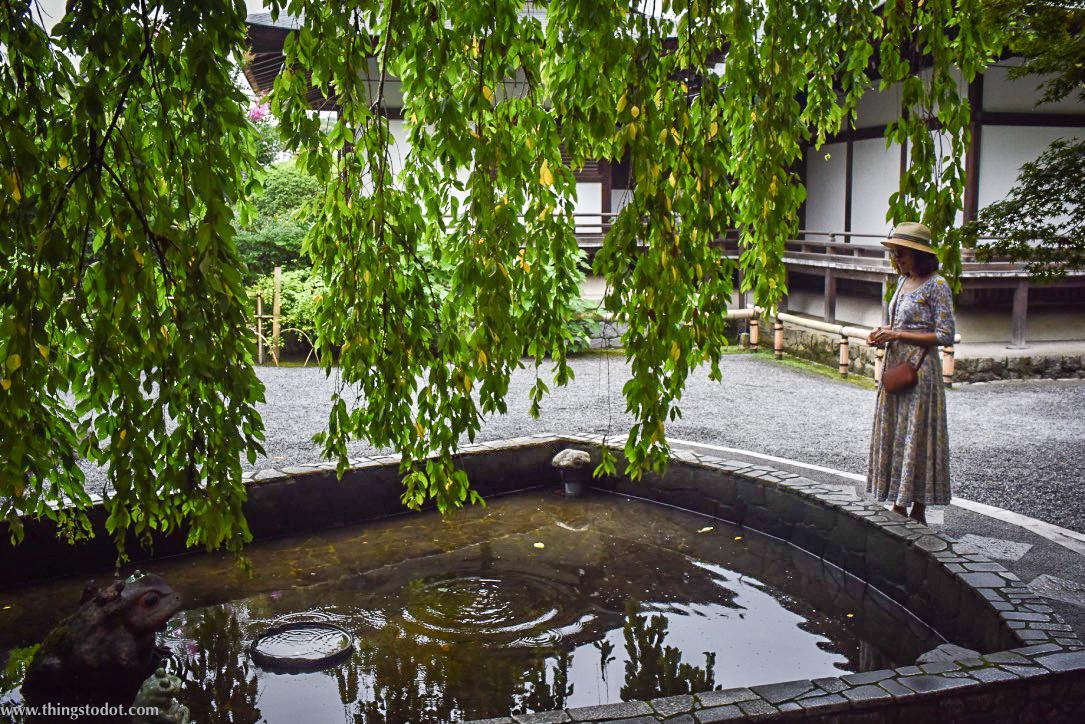 Tenryu-ji, Kyoto, Japan. UNESCO World Heritage Site. Image©www.thingstodot.com