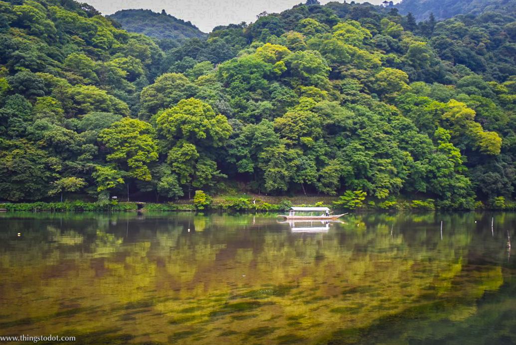 Arabica%, Katsura river, Arashiyama, Kyoto, Japan. Image©www.thingstodot.com.