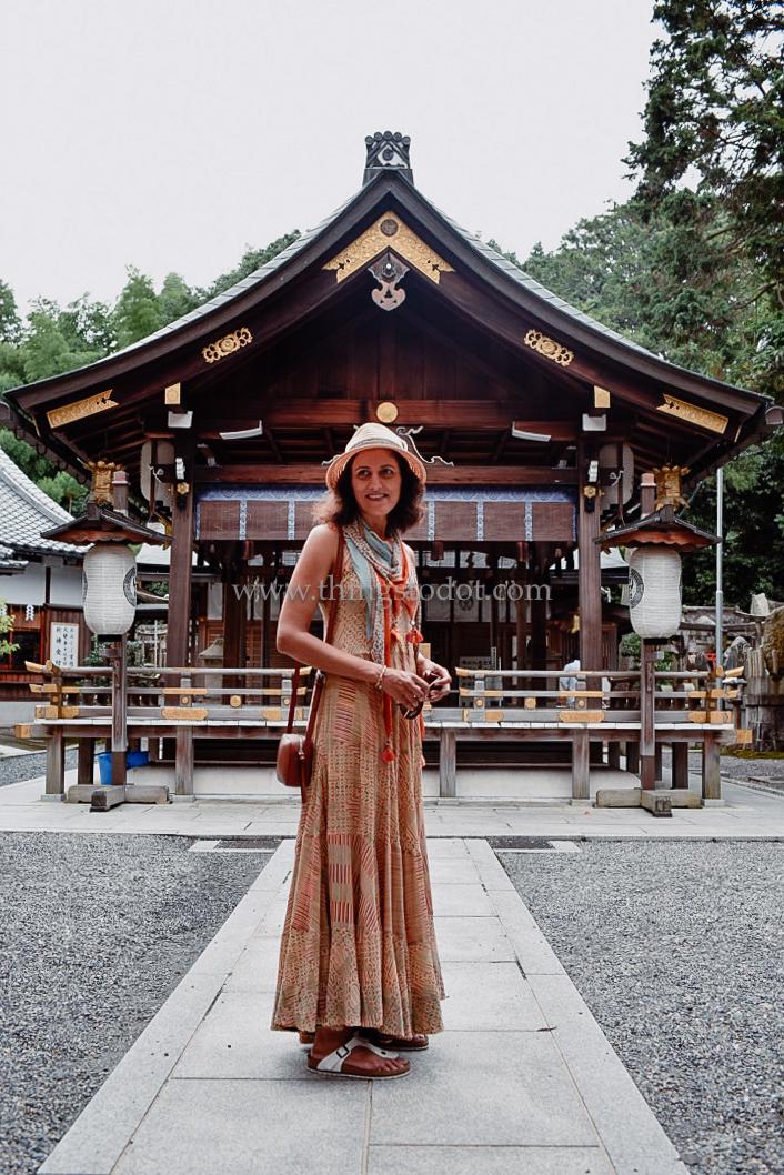 Inari Shrine, Kyoto