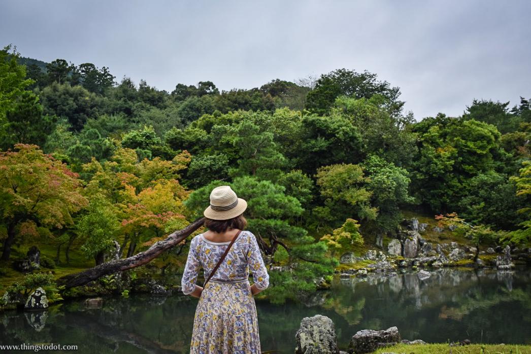 Tenryu-ji. Kyoto, Japan. Image©www.thingstodot.com.