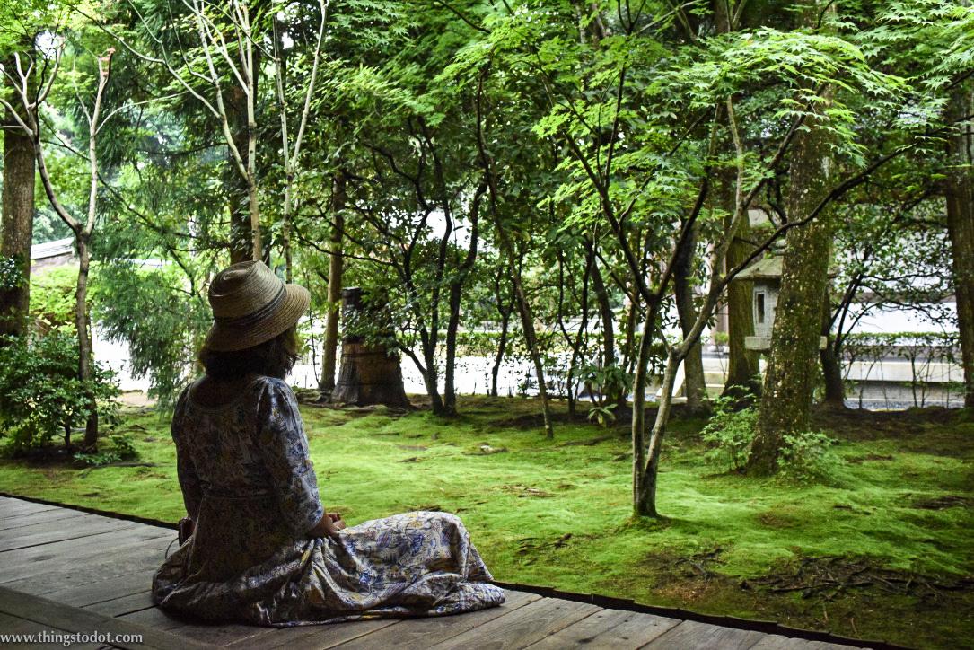 Ryoan-ji, Kyoto, Japan. Image©www.thingstodot.com.