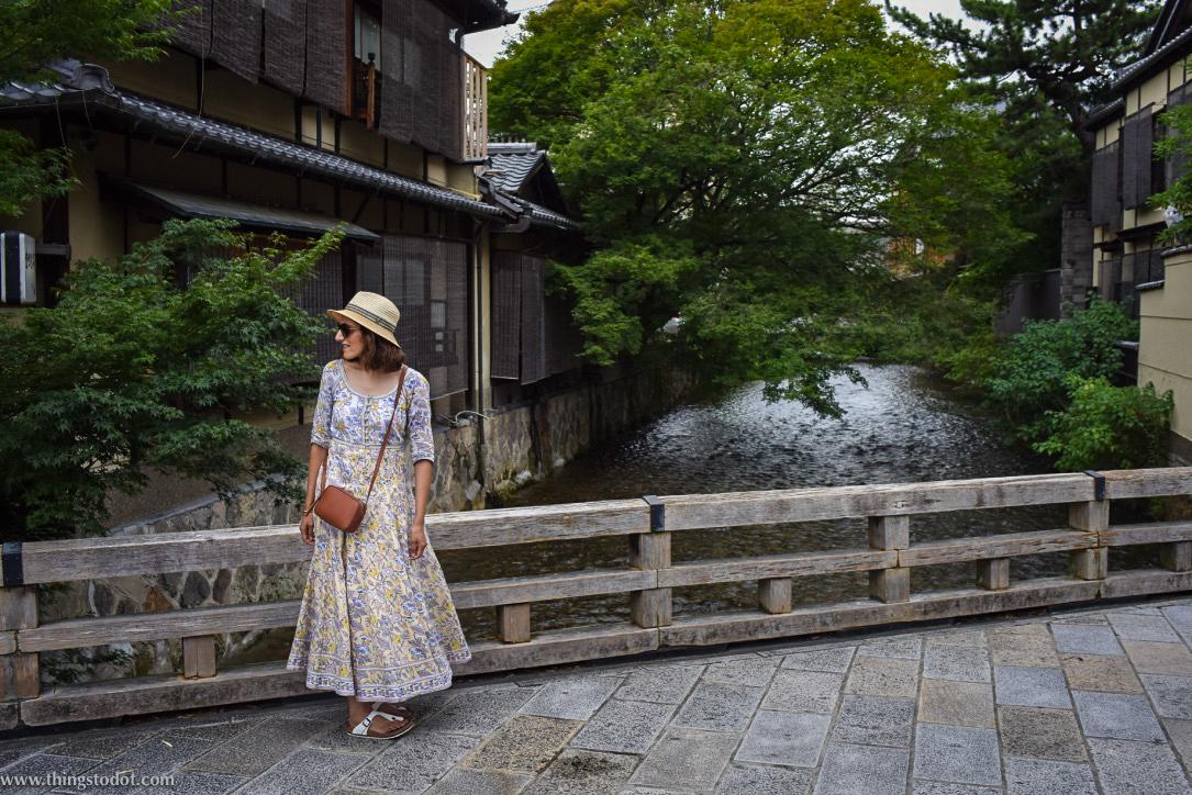 Shirakawa Dori, Kyoto, Japan. Image©www.thingstodot.com.