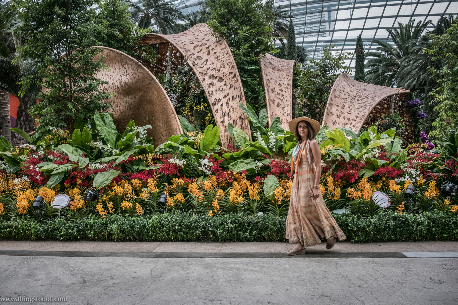 Gardens by the Bay, Singapore. Photo: Aik Beng Chia. Image©www.thingstodot.com.