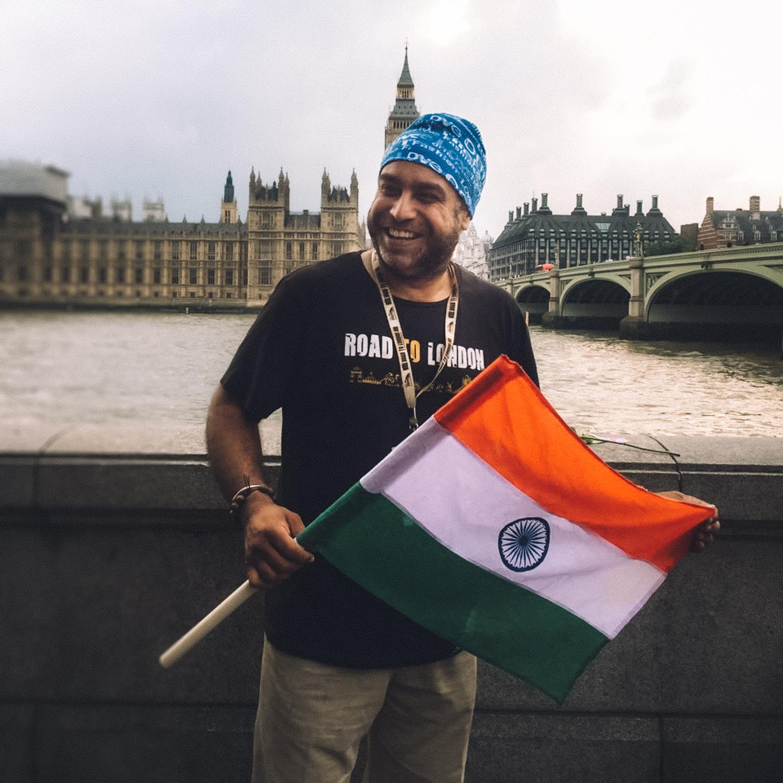 Dilpreet Singh Bindra, London, U.K.