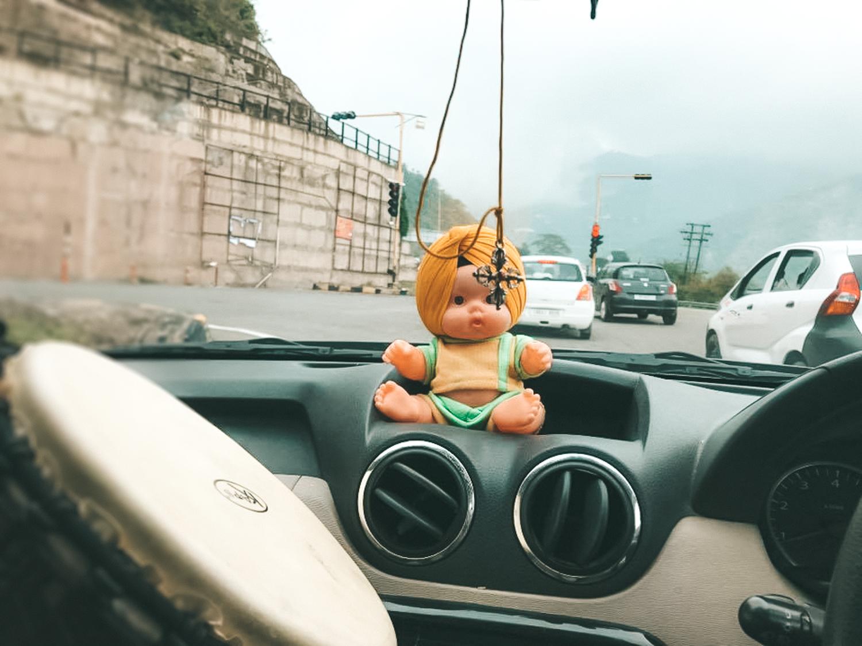 Drive Singh,Dilpreet Singh Bindra's mascot!