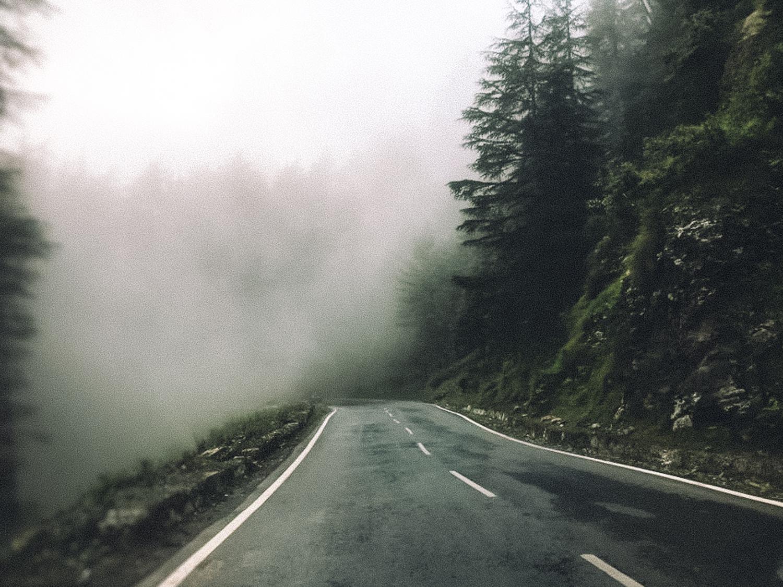 Driving through India. Photo©Dilpreet Singh Bindra.