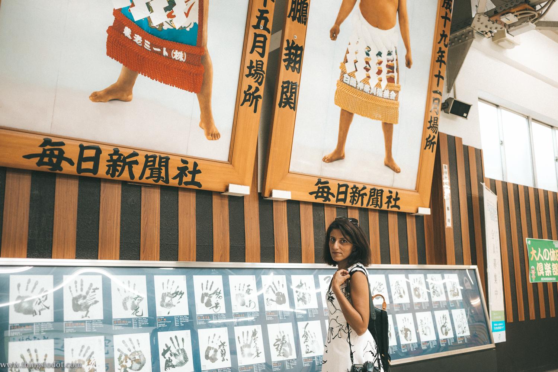 Metro Station, Ryogoku, Tokyo, Japan. Image©www.thingstodotcom.