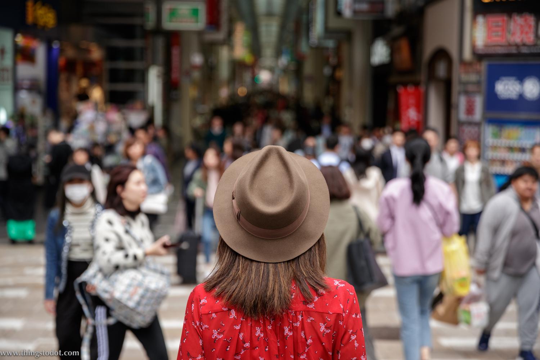 Dotonbori, Osaka, Japan. Photo: Kosuke Arakawa, www.kosukearakawa.com. Image©www.thingstodot.com.