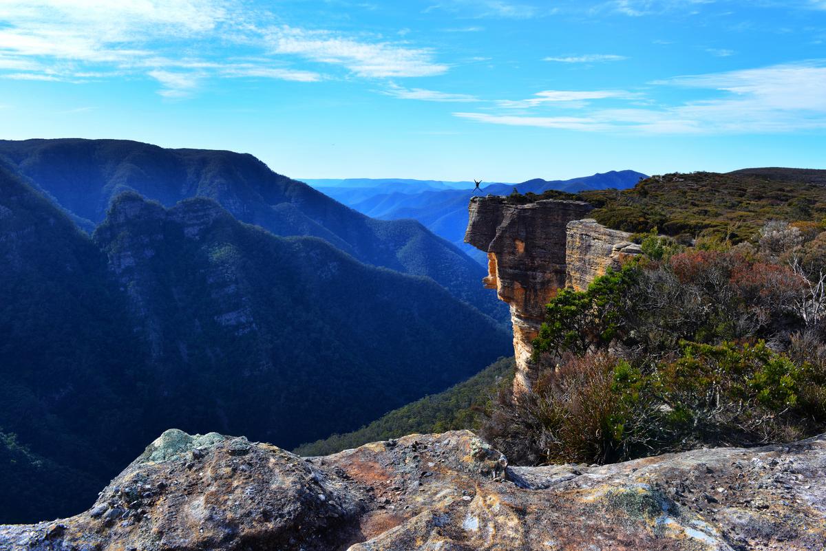 Kanangra National Park,New South Wales, Australia. Photo: Brad Chilby (www.chilby.com.au). Image©Chilby Photography.