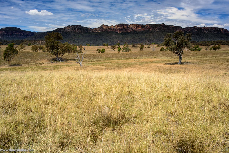Capertee Valley, New South Wales, Australia. Photo:Gunjan Virk. Image©www.thingstodot.com.