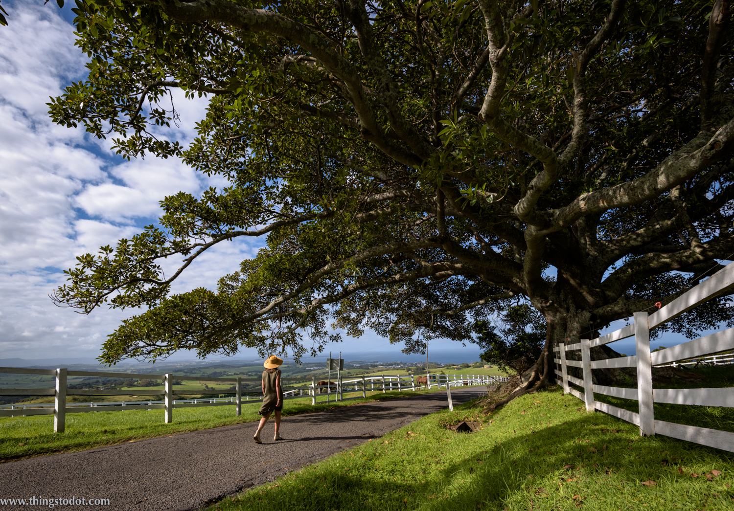 Jamberoo Valley, New South Wales, Australia. Photo: Brad Chilby (http://chilby.com.au). Image©www.thingstodot.com.