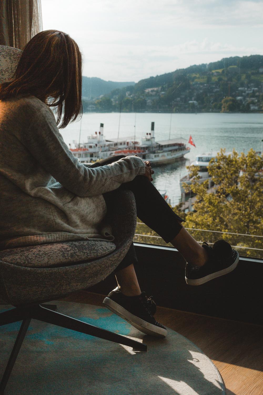 Radisson Lucerne Hotel, Lucerne, Switzerland. Photo: Elena Frizler Photography. Image©www.thingstodot.com.