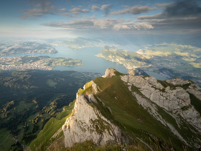 Mount Pilatus, Lucerne, Switzerland. Photo: Fabio Crudele. Image©www.thingstodot.com.